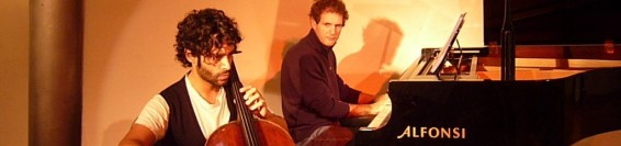 Patrizio Sarino & Paolo Marzocchi