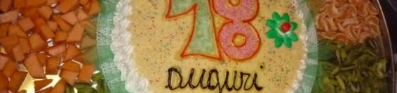 Compleanno alla Domus Talenti