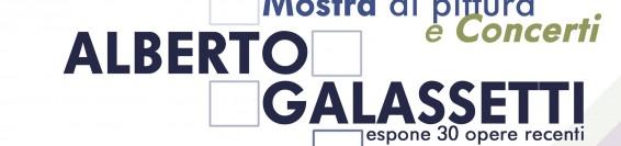Mostra Architetto Alberto Galassetti 30 Opere recenti