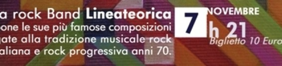 Rock Band Lineateorica