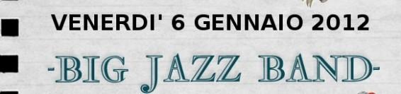 Big Jazz Band in Concerto di Jazz Swing