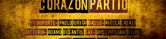 CorazonPartio songs in latin mood