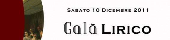 Galà Lirico