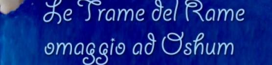 """Mostra """"Le Trame del Rame: Omaggio ad Oshum"""" personale  di Lorenza Bucci Casari"""