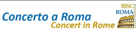 Concerto a Roma Concert in Rome