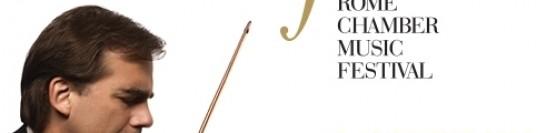 RMCF ROME  CHAMBER MUSIC FESTIVAL 6 – 12 giugno 2014